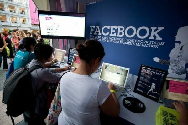 Facebook Area 1
