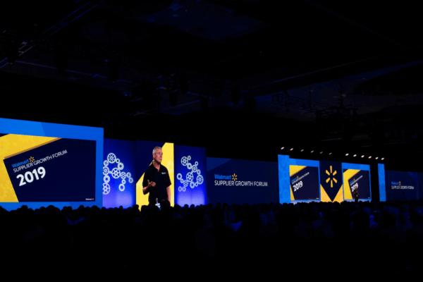 Walmart Supplier Growth Forum Main Stage